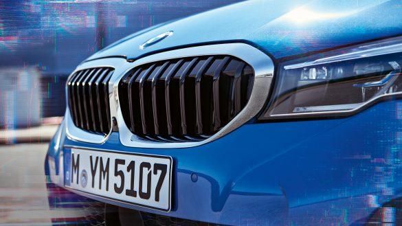 BMW 3er Limousine Doppelniere
