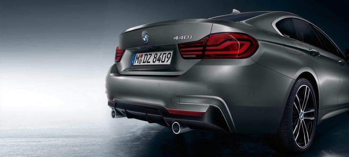 BMW 4er Gran Coupé, Cockpit
