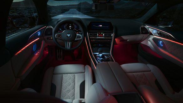 BMW 8er Gran Coupé M Interieur