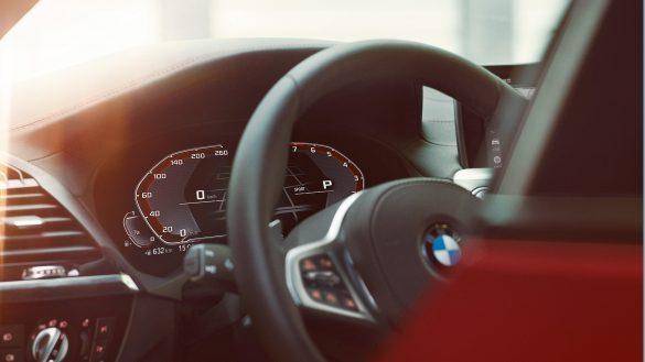 BMW X4 Lenkrad