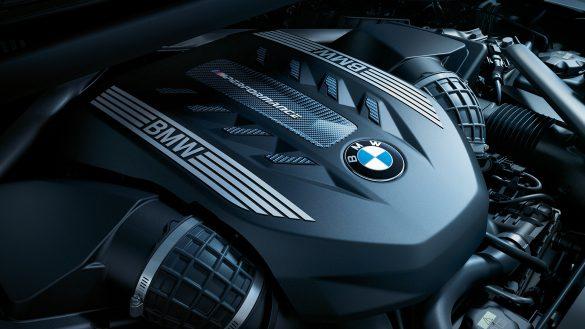 BMW X6 Motor