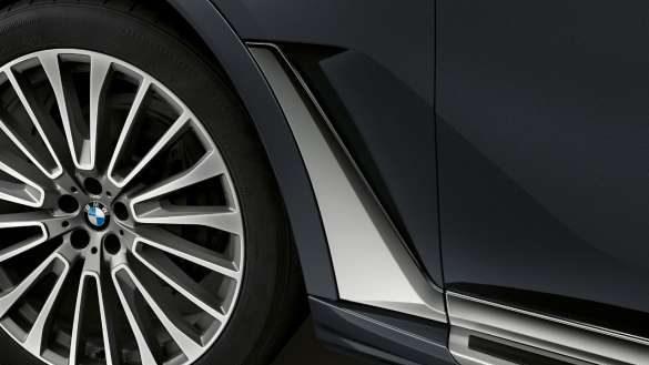 BMW X7 Air Breather