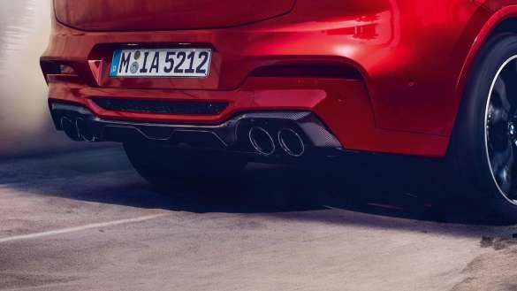 BMW X4 M M Sportgasanlage