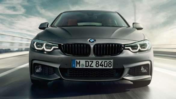 BMW 4er Gran Coupé Front