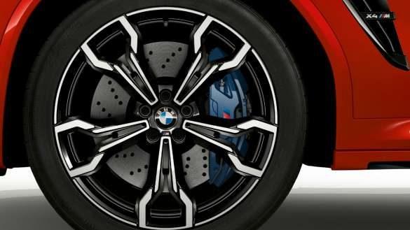 BMW X4 M M Compund-Bremse
