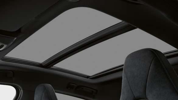 BMW 1er Panorama-Glasdach