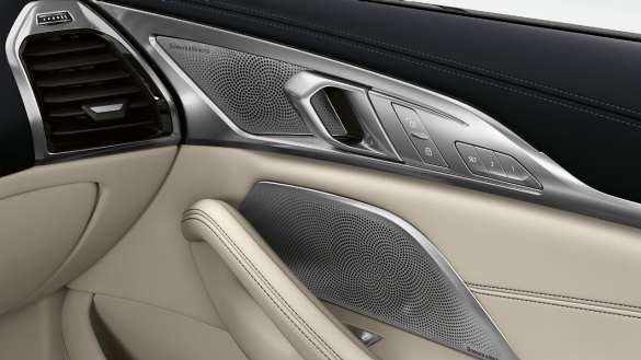 BMW 8er Gran Coupé Surround Sound System