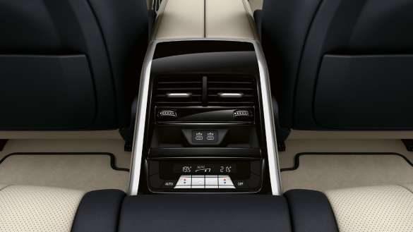 BMW 8er Gran Coupé Klimaautomatik mit 4-Zonenregelung