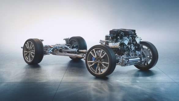 BMW X6 adaptives M Fahrwerk