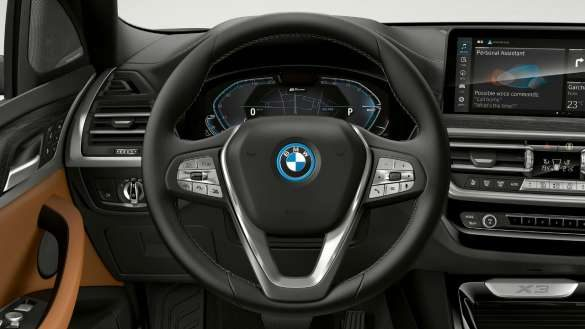 BMW X3 G01 Variable Sportlenkung 2021
